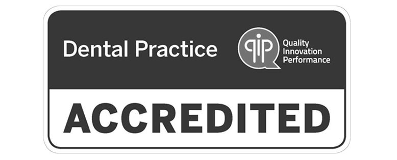 Dental Practise Accredited logo